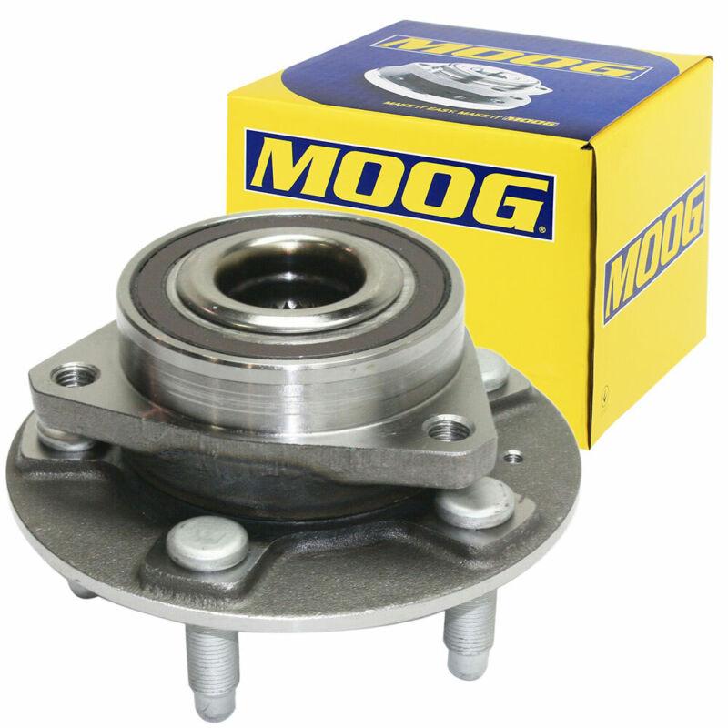 Moog Front Wheel Bearing and Hub Assembly For Chevy Camaro Cadillac CTS XTS