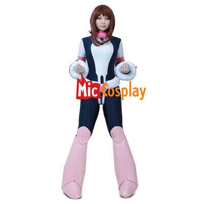 Hero Costumes (My Hero Academia Ochako Uraraka Cosplay Jumpsuit)