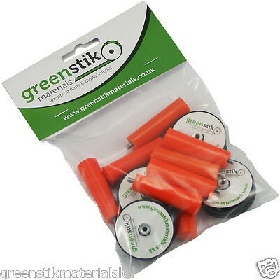 Vehicle Gripper Wrapping Magnets For Sign Vinyl, Car Wrapping & Crafts (x8)