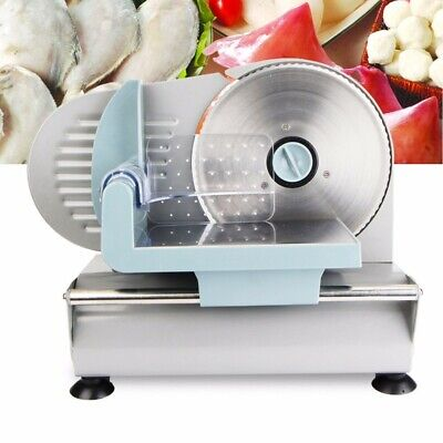 Homecommercial Electric Meat Slicer Blade Deli Cutter Veggies Food Cutter