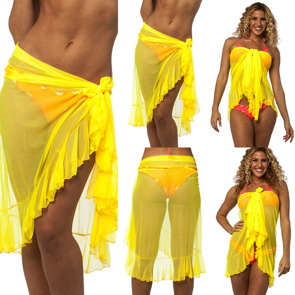 Сшить платье парео для пляжа своими руками 13