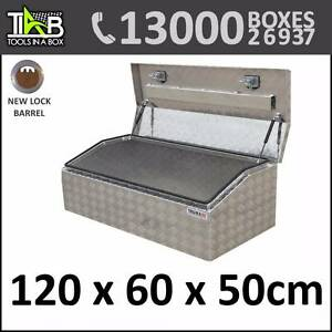 Aluminium Toolbox TOP Opening Ute Truck Storage Trailer Tool Box Sydney City Inner Sydney Preview