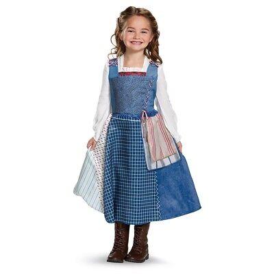 Belle Deluxe Village Dress Child Costume, 20847, Disguise - Costume Village