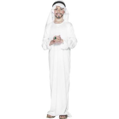Smi - Kinder Kostüm Araber Ölscheich Karneval Fasching ()