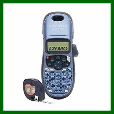 Letratag Lt 100h Handheld Label Maker For Office Or Home 1749027 Colors May Vary