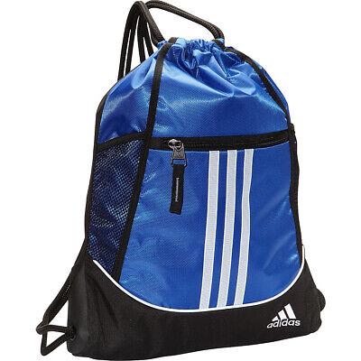 adidas Alliance II Sackpack 31 Colors Everyday Backpack NEW