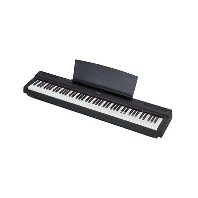 Yamaha P125B 88-Key Digital Piano Black