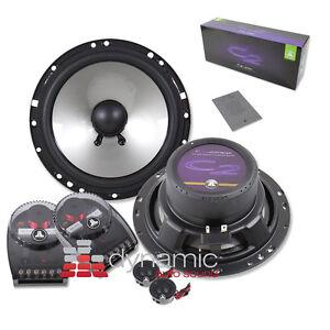 JL Audio C2 650 2 Way Component Speaker System