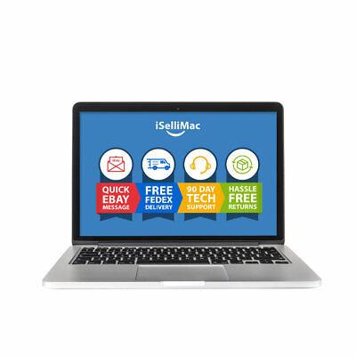 "Apple 13"" MacBook Pro 2015 2.7GHz Core i5 128GB SSD 8GB A1502 MF839LL/A +C Grade"