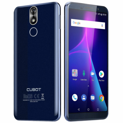 """6GB+128GB Cubot Power Android 8,1 4G Smartphone 5.99"""" Zoll 20MP Octa Core Handy"""