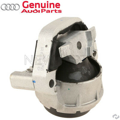 Genuine For Audi A6 2012-2015 Passenger Right Engine Mount 4G0 199 381LA