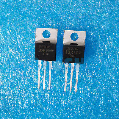 10pcs Original Irf9530n Irf 9530 Nhexfet Power Mosfet 14a 100v To-220 Ir
