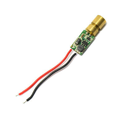 Green Dot Laser Diod High Speed Quality Industrial Grade Laser Module 520nm 5mw