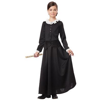 Girls Susan B  Anthony Harriet Tubman Costume