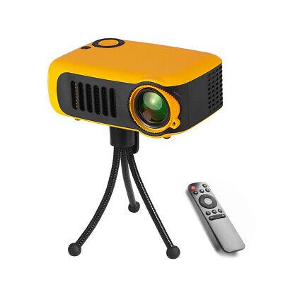 Mini Video Proiettore Leggero Full HD 1080P Per Cinema Theater Casa Teatro H6N7