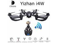 iDrone i4W Wifi FPV 2.4Ghz Mini RC Drone Quadcopter w/ Camera RTF