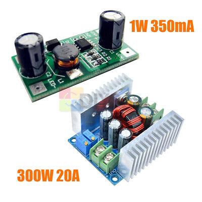 300w 20a Cc Cv Constant Current Dc Adjustable Voltage Step Down Buck Converter