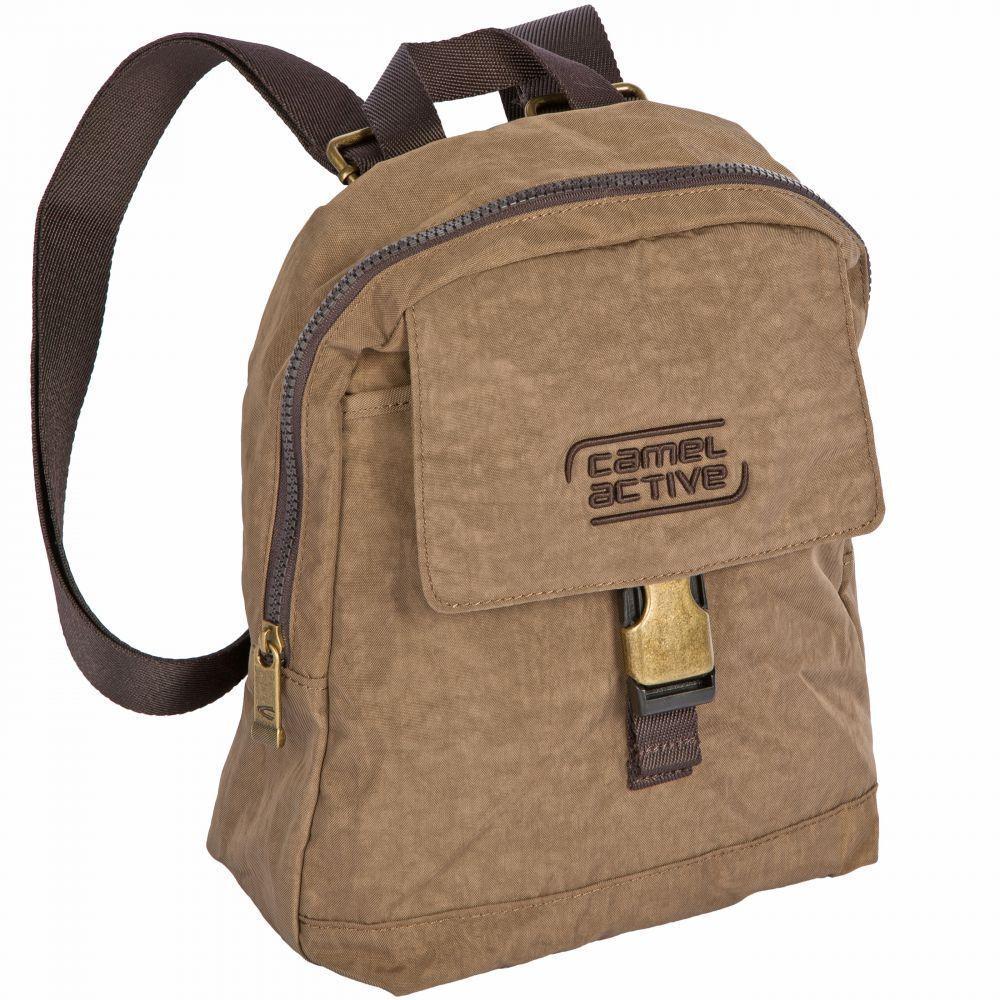 camel active Journey daypack Backpack 19 cm (sand) | eBay