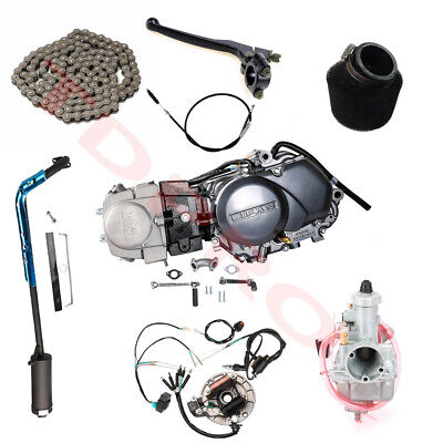 OIL COOLER 138 140 150CC Stainless Pipe ENGINE MOTOR LIFAN PIT DIRT BIKE I OC06