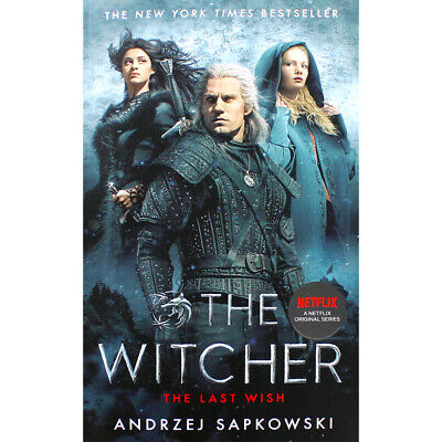 The Witcher - The Last Wish - TV-Tie In (Paperback), Fiction Books, Brand New