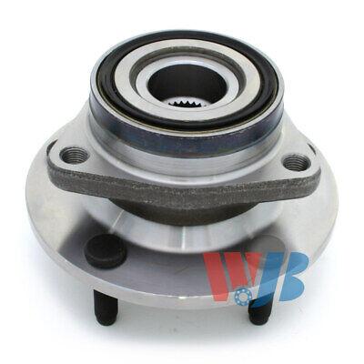 WJB WA515006 Front Wheel Hub Bearing Assembly Interchange 515006 BR930256