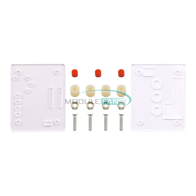 Version w/ Three Buttons W1209 Digital Display Thermostat Acrylic Accessorie
