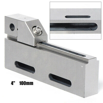 1pc Wire Edm High Precision Vise Stainless Steel 4100mm Jaw Opening Clamp Tool