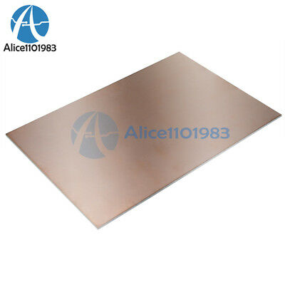 10pcs 1015cm Fr4 1.5mm Thickness Double Pcb Copper Clad Laminate Board