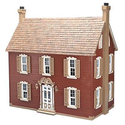 Greenleaf Willow Dollhouse Kit - 1 Inch Scale
