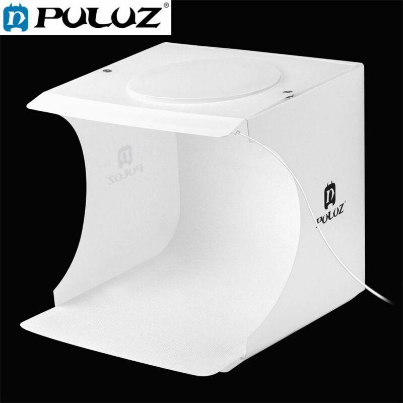 PULUZ Photo Studio Light Box Photography Backdrop Portable M
