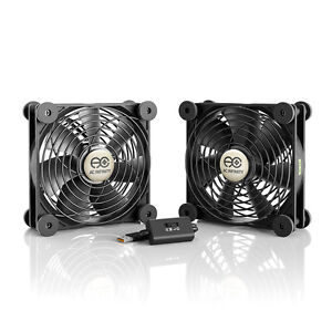 MULTIFAN-S7-Quiet-Dual-120mm-USB-Cooling-Fan-for-Receiver-DVR-Computer-Cabinets
