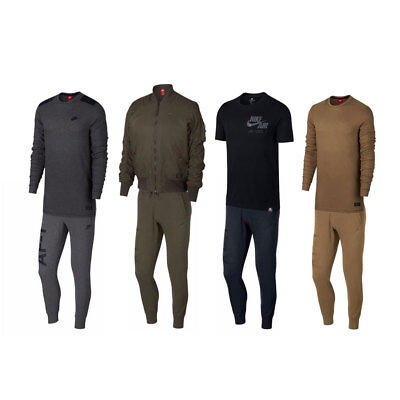 Nike Sportswear Air Force 1 AF1 T-Shirt Pants Jacket Crew Collection Men