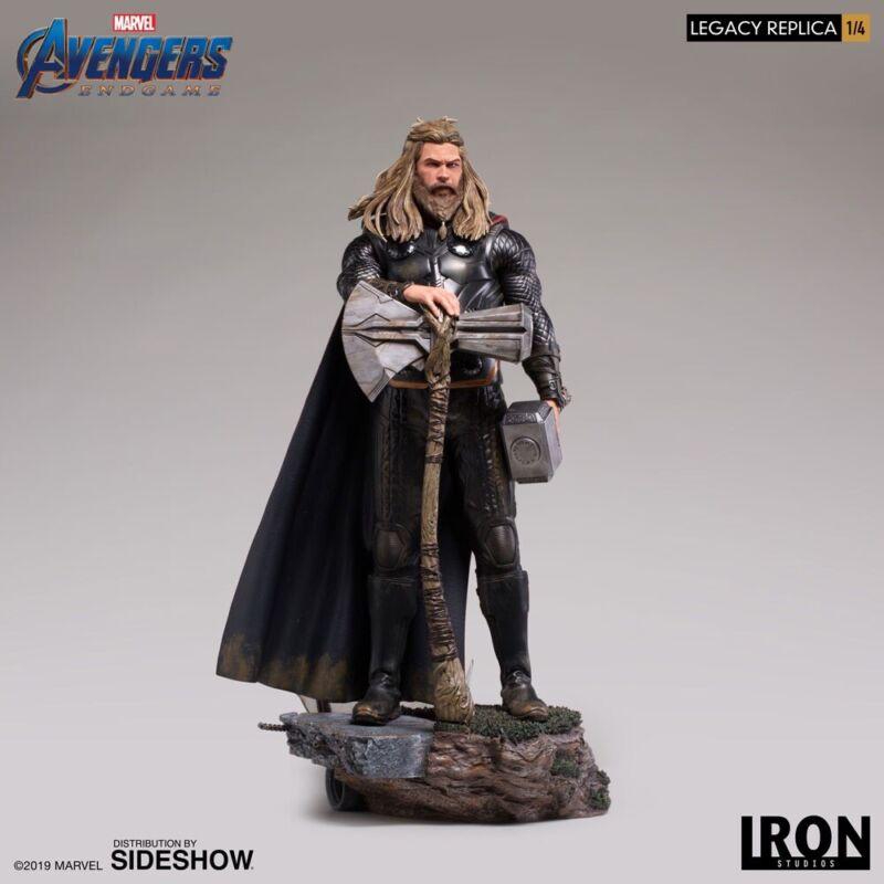 Iron Studios Thor Endgame 1/4 Scale Statue.
