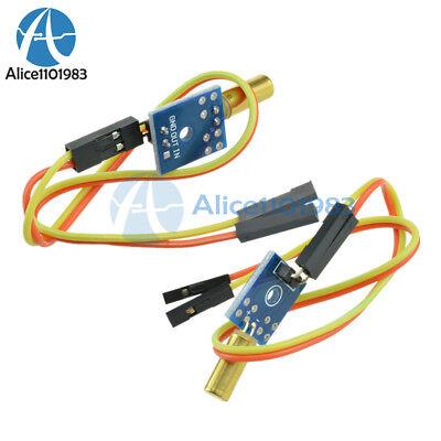 eBay - Tilt Sensor Module Golden SW520D with Roll Ball Switch (2pcs)