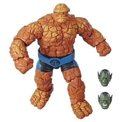 Marvel Legends NEW * The Thing * Fantastic Four BAF Skrull Action Figure