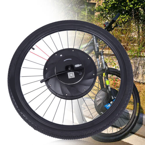 20 / 24 Inch Front Wheel 36V Electric Bicycle Ebike Conversi