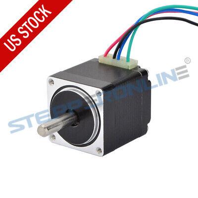 Mini Nema 11 Stepper Motor Bipolar 1.8deg 0.67a 8.5oz-in 28x31mm 4 Wires Cnc