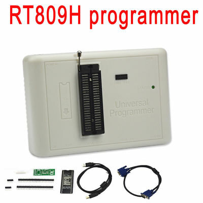2018 Original Rt809h Bga Emmc-nand Flash Programmer Adapters With Cabels Rt809h