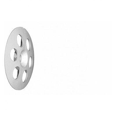 100x fischer Dämmstoffteller ISO-Scheibe 8/60KS