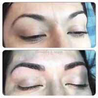 MICROBLADING by queen brows ‼️($320 March special)