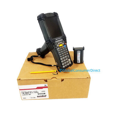Motorola Mc9090g Mc9090-gk0hjffa6wr 1d2d Wm 5.0 Wifi 43-key Barcode Scanner