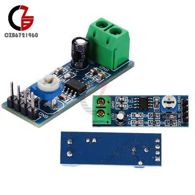10pcs Lm386 Audio Amplifier Module 200 Times 5v-12v Adjustable Resistance