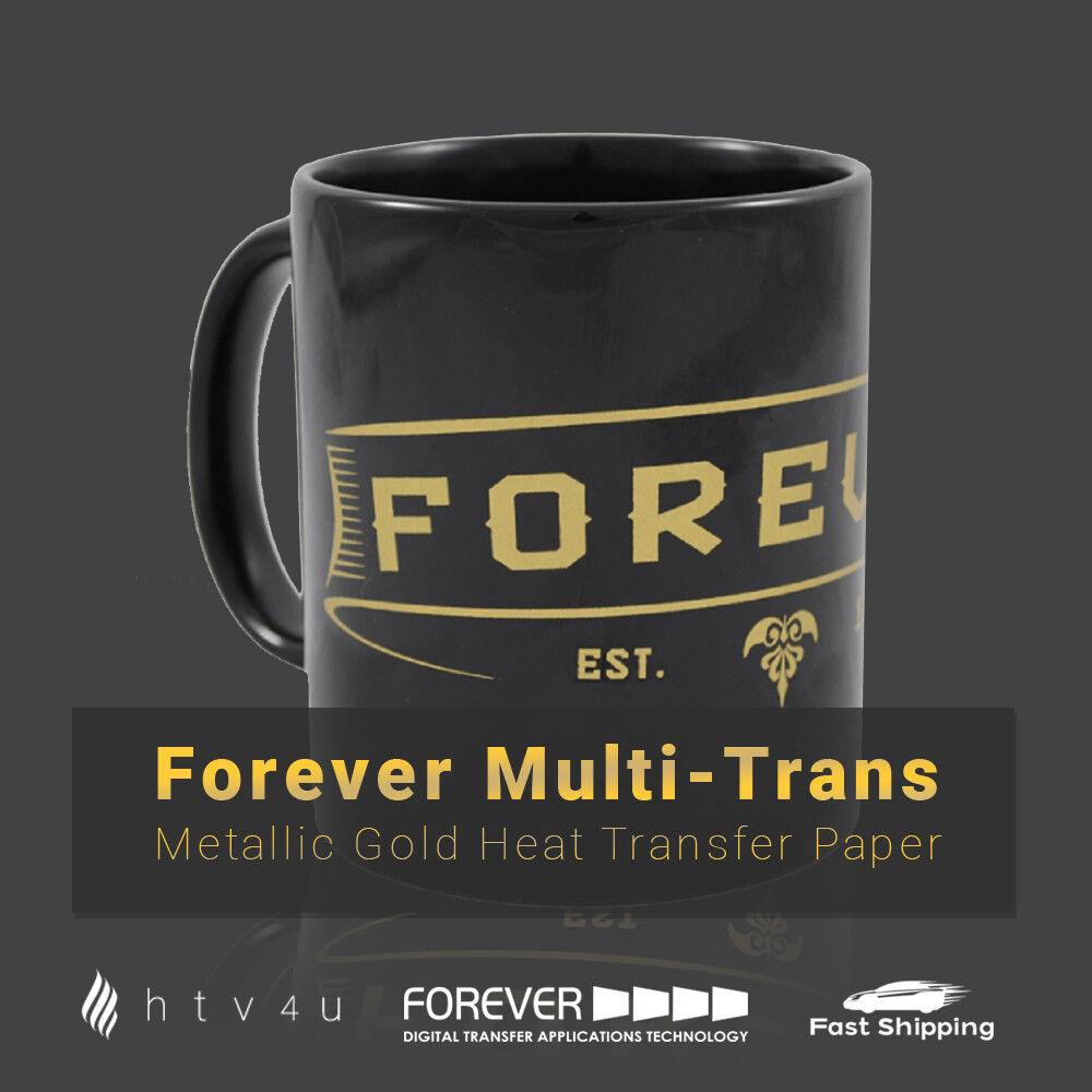 "Forever Multi-Trans  Heat Transfer Paper 8.5"" x 11"""