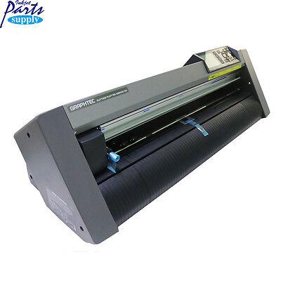 Graphtec 24 Cutting Plotter Jet Printer Vinyl Cutter Ce6000-60 100 Original