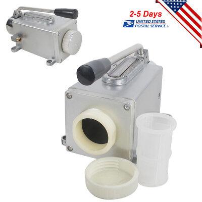 New Lubricating Manual Pump Hand Lubrication Oil Pump Hand Operate Machine Usa