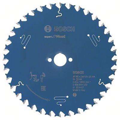 Bosch Kreissägeblatt Expert for Wood, 160 x 20 x 2,2 mm,  24