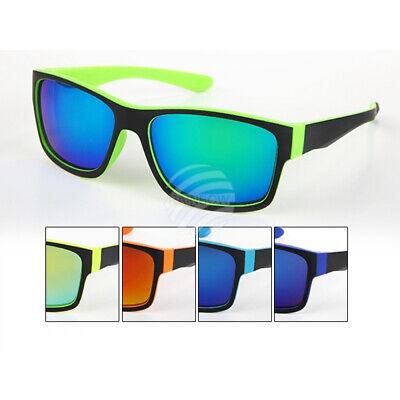 NEON- Damen und Herren Sonnenbrille Vintage Retro