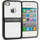Metal/Aluminum Fitted Cases for iPhone 4