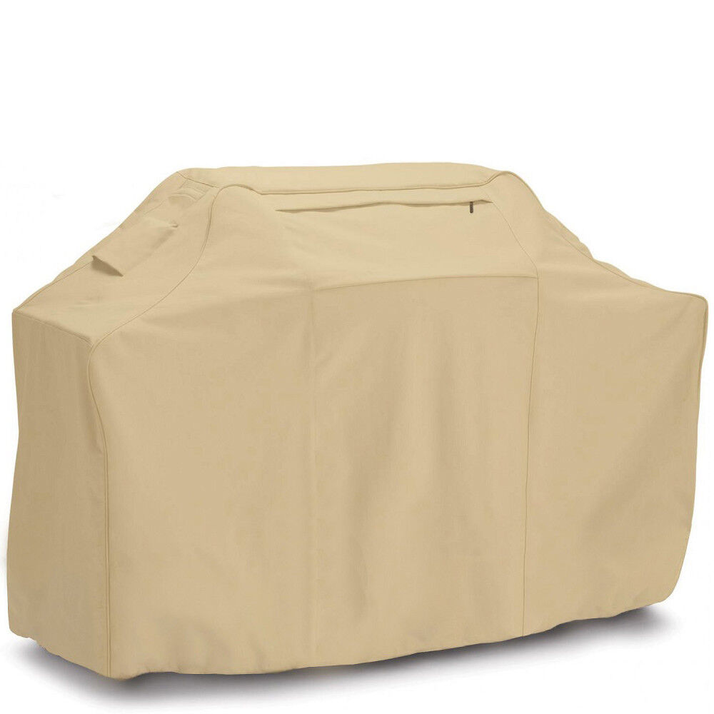 Veranda Grill Cover - Durable BBQ Cover w/ Weather Resistant