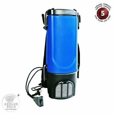 Aspiradora Mochila Semi Profesional + Kit de Accesorios EOLO LP37